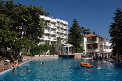Отель Hunguest Sun Resort 4*