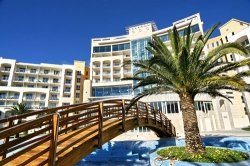 Отель Splendid Conference & Spa Beach Resort 5* Suites